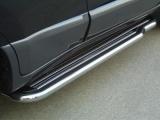 Boční nerezové nášlapy Hyundai Santa Fe