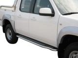 Boční nerezové nášlapy Mazda BT-50