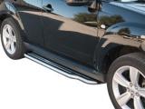Boční nerezové nášlapy Peugeot 4007