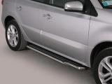 Boční nerezové nášlapy Renault Koleos
