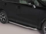 Boční nerezové nášlapy Subaru Forester IV
