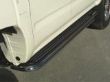 Boční nerezové nášlapy Toyota Hilux VI