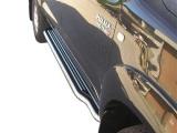 Boční nerezové nášlapy Toyota Hilux VII