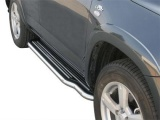 Boční nerezové nášlapy Toyota RAV4 III