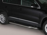 Boční nerezové nášlapy Volkswagen Tiguan FL