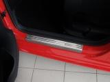 Nerez kryty prahů Volkswagen POLO V 6R