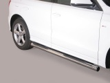Nerez boční nášlapy se stupátky Audi Q5