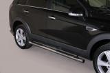 Nerez boční nášlapy se stupátky Chevrolet Captiva II
