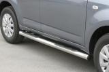 Nerez boční nášlapy se stupátky Daihatsu Terios II CX/SX I