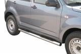 Nerez boční nášlapy se stupátky Daihatsu Terios II CX/SX II