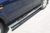 Nerez boční nášlapy se stupátky Honda CR-V II