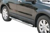Nerez boční nášlapy se stupátky Honda CR-V III