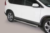 Nerez boční nášlapy se stupátky Honda CR-V IV