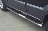 Nerez boční nášlapy se stupátky Hyundai Terracan