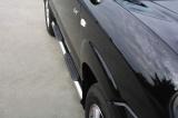 Nerez boční nášlapy se stupátky Hyundai Tucson