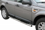 Nerez boční nášlapy se stupátky Land Rover Freelander II