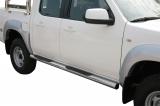 Nerez boční nášlapy se stupátky Mazda BT 50 Doble cab II