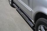 Nerez boční nášlapy se stupátky Mercedes ML 270/400 CDI