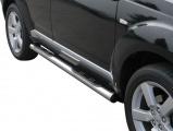 Nerez boční nášlapy se stupátky Mitsubishi Outlander I
