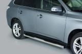 Nerez boční nášlapy se stupátky Mitsubishi Outlander III