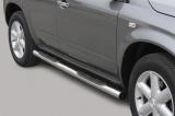 Nerez boční nášlapy se stupátky Nissan Murano I