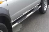 Nerez boční nášlapy se stupátky Nissan Pick Up doublecab 130 CV