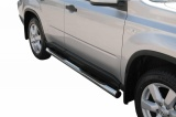 Nerez boční nášlapy se stupátky Nissan X-Trail II