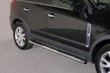 Nerez boční nášlapy se stupátky Opel Antara II