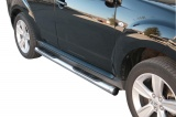 Nerez boční nášlapy se stupátky Peugeot 4007