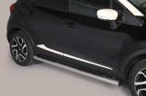 Nerez boční nášlapy se stupátky Renault Captur