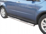 Nerez boční nášlapy se stupátky Subaru Tribeca II