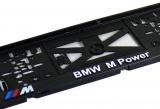Podložka pod SPZ 3D BMW M Power
