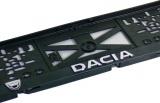 Podložka pod SPZ 3D Dacia