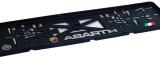 Podložka pod SPZ 3D Fiat ABARTH