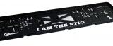 Podložka pod SPZ 3D I AM THE STIG