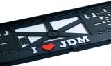 Podložka pod SPZ 3D I love JDM