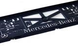 Podložka pod SPZ 3D Mercedes