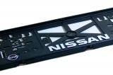 Podložka pod SPZ 3D Nissan