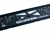 Podložka pod SPZ 3D Scania