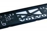 Podložka pod SPZ 3D Volvo