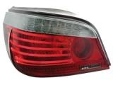 Zadní LED čirá světla BMW E60