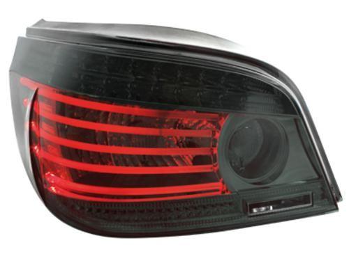 Dectane Zadní LED čirá světla BMW E60, kouřové