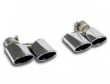 Koncovky výfuku Supersprint Mercedes W204 C 280/300/350 V6 vč. CGI 231-292PS (07-)