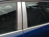 Alu kryty dveřních sloupků Suzuki Swift II 5-dvéř.