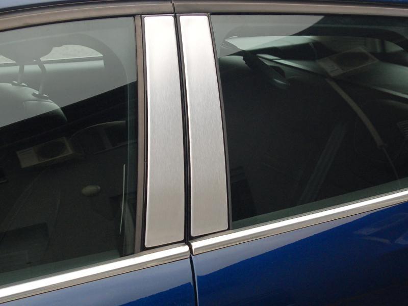 Alufrost Alu kryty dveřních sloupků Suzuki Swift II 5-dvéř.