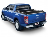 Hliníkové víko korby Ford Ranger T6 - černé