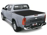 Hliníkové víko korby Toyota Hilux - černé