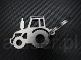 Přívěsek na klíče traktor