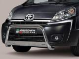 Nerezový přední ochranný rám Toyota ProAce, 63mm