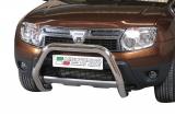 Přední ochranný nerez rám Dacia Duster